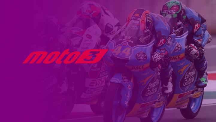Daftar Pembalap Moto3 2021