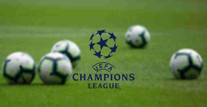 Hasil Drawing Liga Champions Tadi Malam