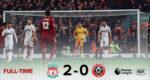 Hasil Liverpool vs Sheffield