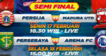 Semifinal Piala Gubernur Jatim