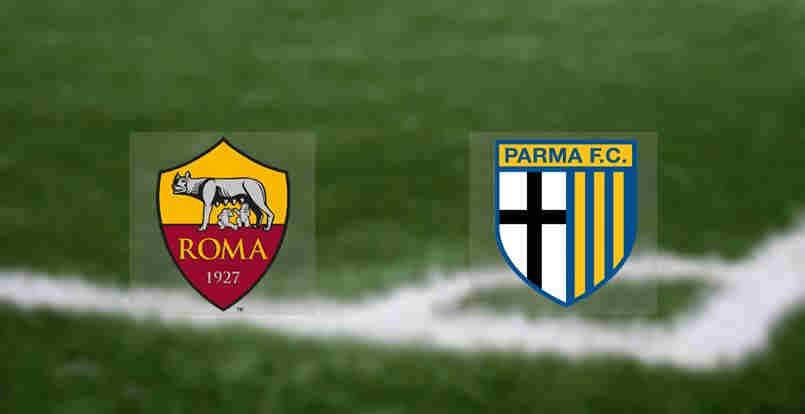 Hasil AS Roma vs Parma