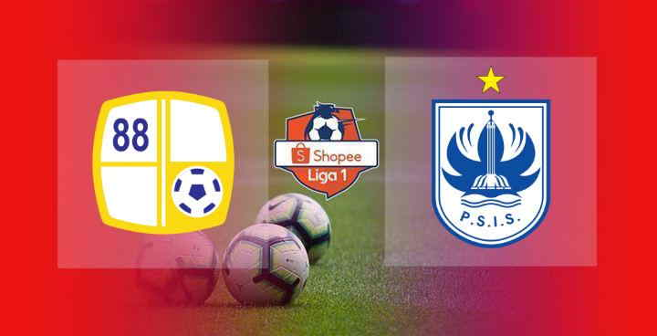 Live Streaming Barito Putera vs PSIS Semarang