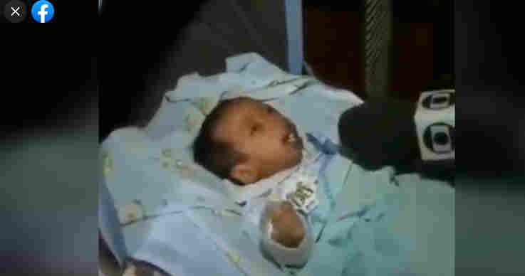 Bayi Baru Lahir bisa bicara
