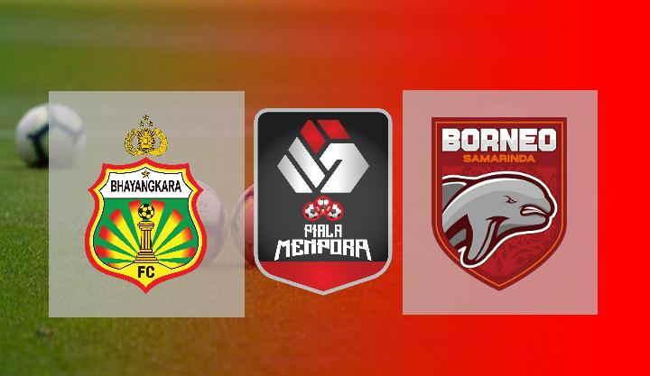 Hasil Bhayangkara Solo FC vs Borneo FC Samarinda