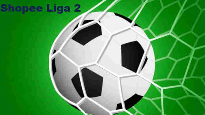 Klasemen Liga 2 Indonesia 2019-020 Terbaru