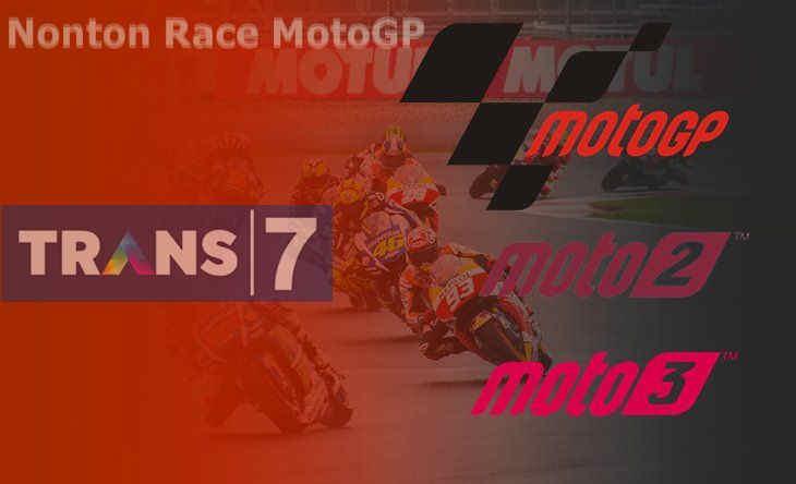 Live Streaming Trans7 Race MotoGP