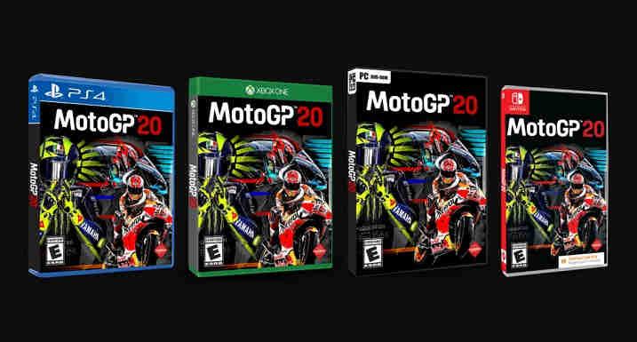 Nama Game MotoGP Yang Dimainkan di MotoGP Virtual Race