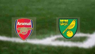 Hasil Arsenal vs Norwich City