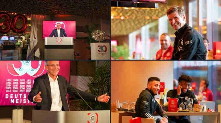 Bayern Munchen Juara Liga Jerman 2019-2020