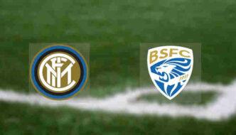 Hasil Inter Milan vs Brescia