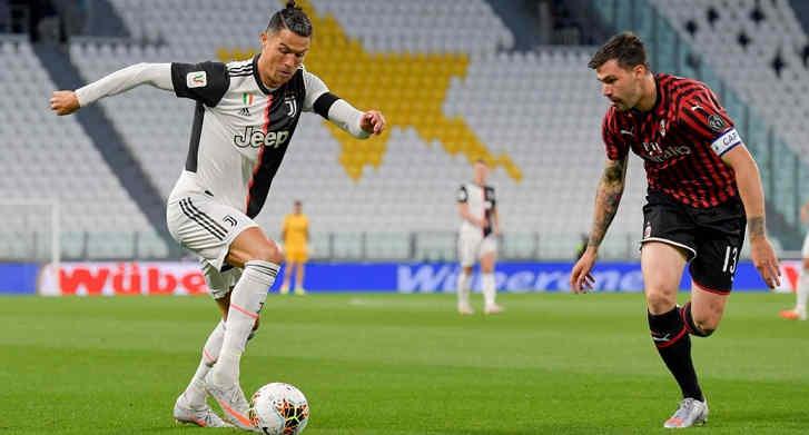 Juventus Lolos ke Final Coppa Italia