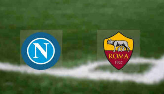 Hasil Napoli vs AS Roma