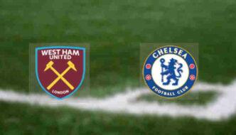 Hasil West Ham vs Chelsea