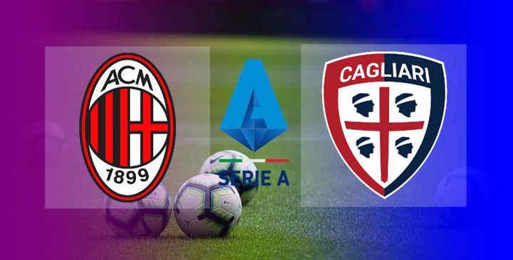 Hasil AC Milan vs Cagliari