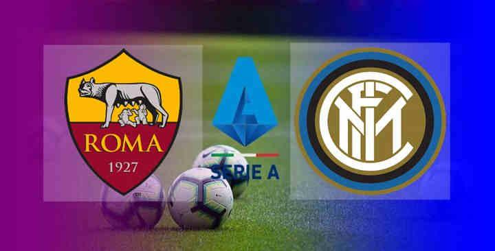 Hasil Roma vs Inter Milan Skor Akhir 2-2