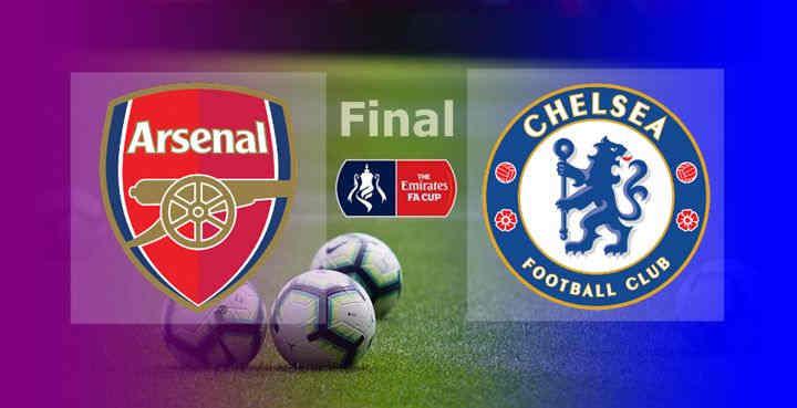 Hasil Arsenal vs Chelsea