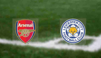 Hasil Arsenal vs Leicester