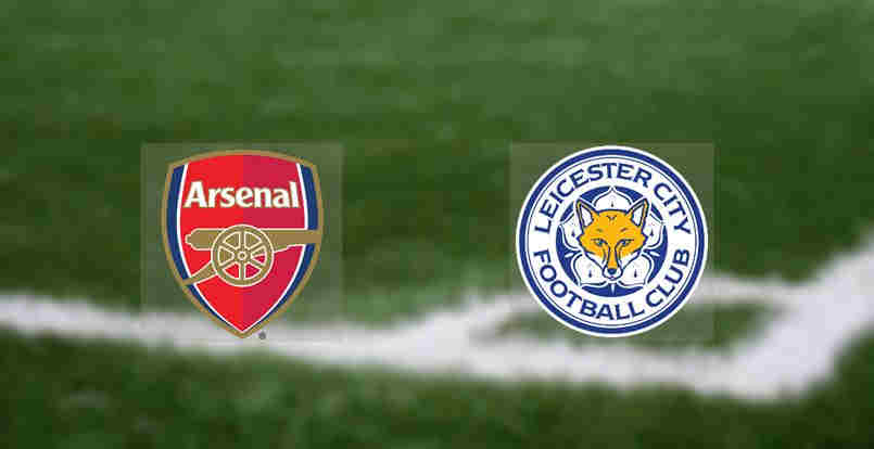 Live Streaming Arsenal vs Leicester City