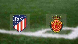 Hasil Altetico Madrid vs Mallorca