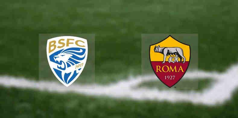 Live Streaming Roma vs Brescia