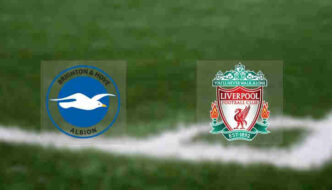 Hasil Liverpool vs Brighton