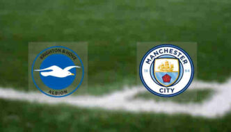 Hasil Manchester City vs Brighton