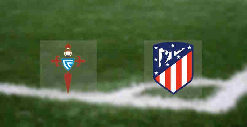 Hasil Celta Vigo vs Atletico Madrid