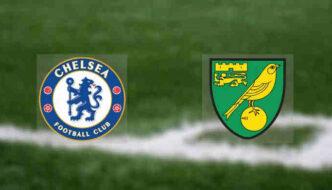 Hasil Chelsea vs Norwich City