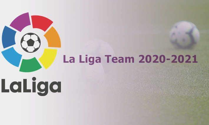 Daftar Tim Liga 2020-2021
