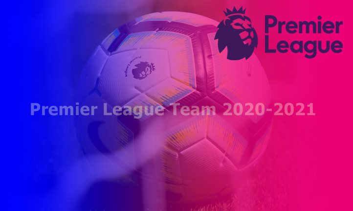 Daftar Tim Liga Inggris 2020-2021