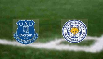 Hasil Everton vs Leicester City