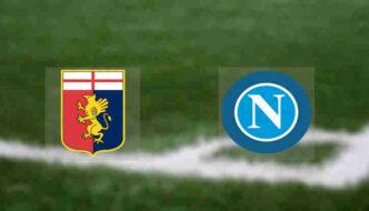 Hasil Genoa vs Napoli