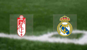 Hasil Real Madrid vs Granada
