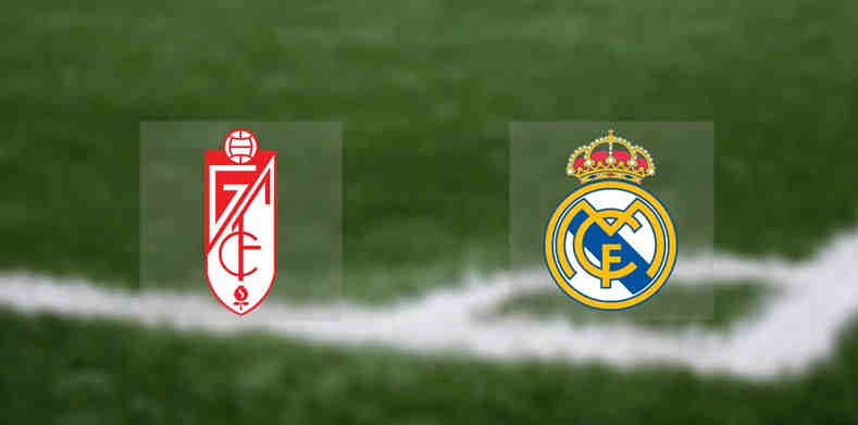 Live Streaming Real Madrid vs Granada