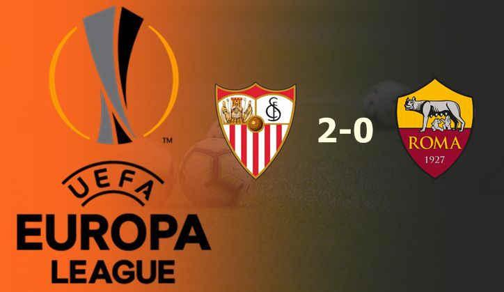 Kalah 2-0 Dari Sevilla, AS Roma Gagal Ke Perempat Final Liga Europa 2019-2020 1