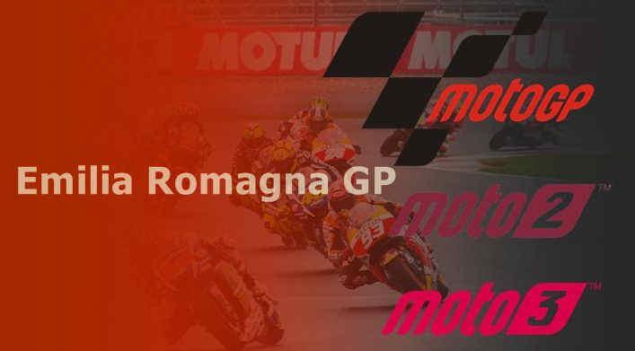 Jadwal MotoGP Emilia Romagna