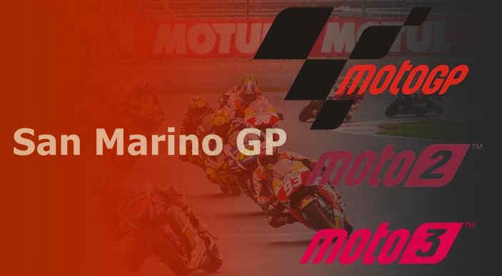 Jadwal MotoGP Misano 2020