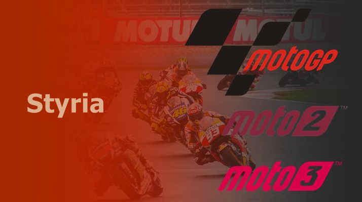 Jadwal MotoGP Styria 2020