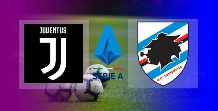 Hasil Juventus vs Sampdoria