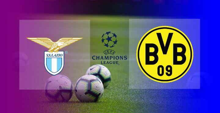Hasil Lazio vs Dortmund Skor Akhir 3-1