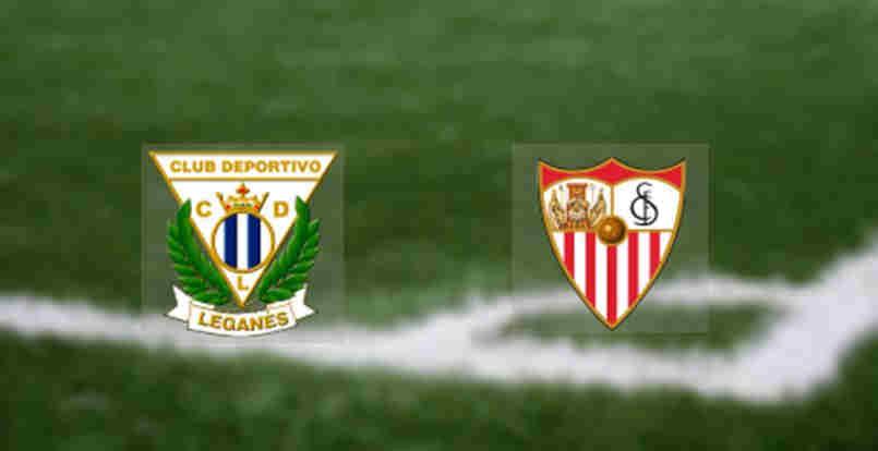 Hasil Leganes vs Sevilla