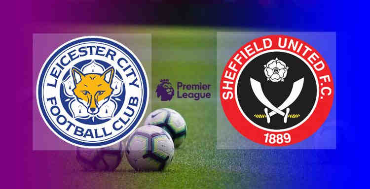 Hasil Leicester ity vs Sheffield United