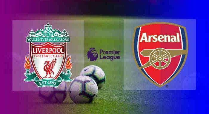 Hasil Liverpool vs Arsenal