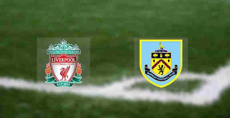 Hasil LIverpool vs Burnley