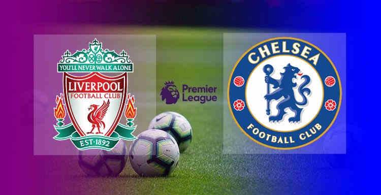 Hasil Chelsea vs Liverpool