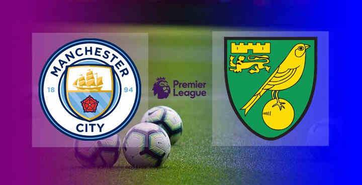 Hasil Manchester City vs Norwich City Skor Akhir 5-0