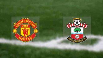 Hasil Manchester United vs Southampton