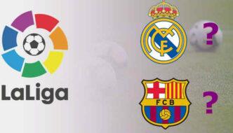 Real Madrid berpeluang besar menyabet gelar juara La Liga