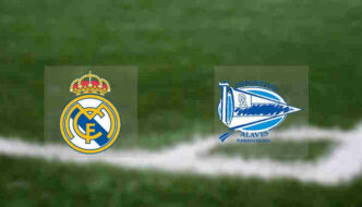 Hasil Real Madrid vs Alaves