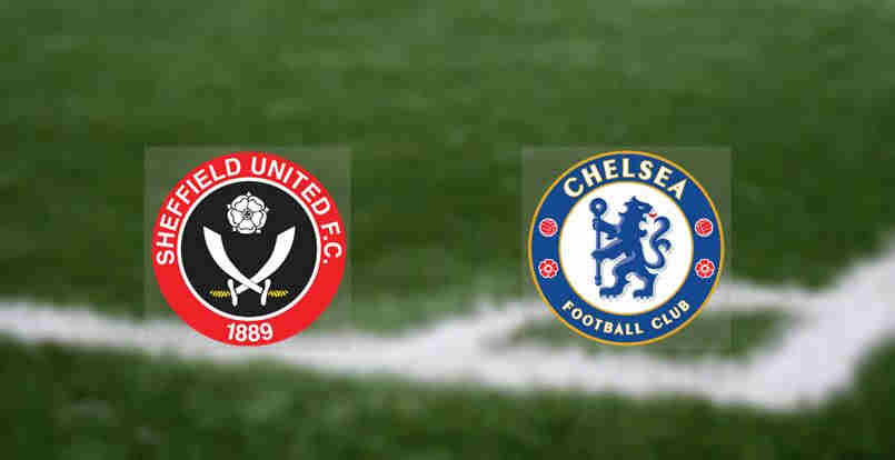 Hasil Chelsea vs Sheffield United